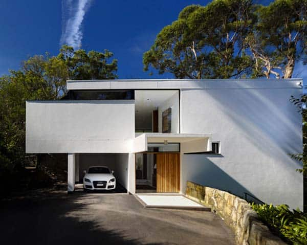 Castlecrag House-Porebski Architects-01-1 Kindesign
