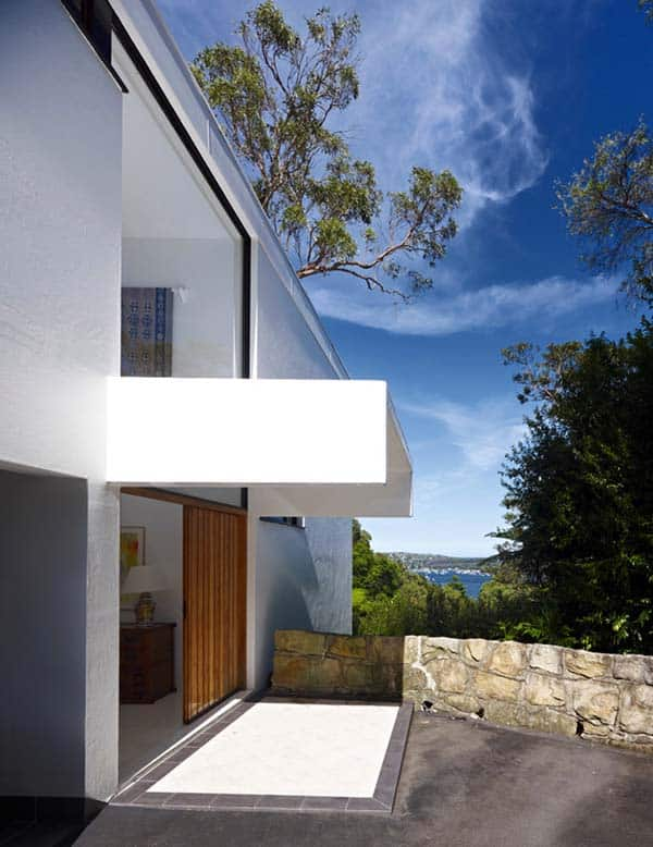 Castlecrag House-Porebski Architects-02-1 Kindesign