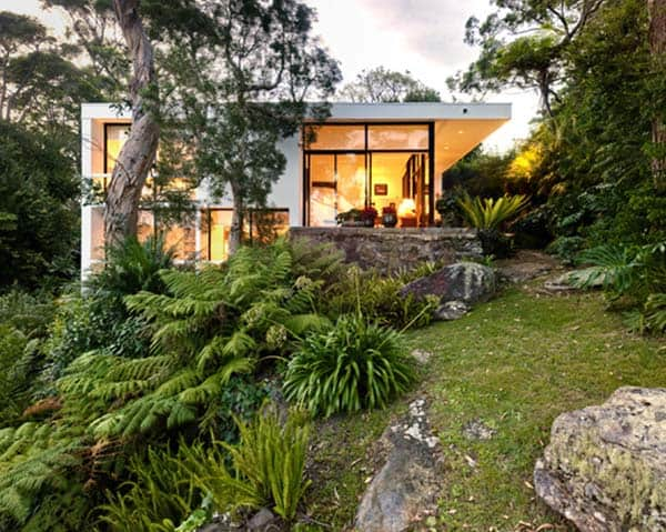 Castlecrag House-Porebski Architects-03-1 Kindesign