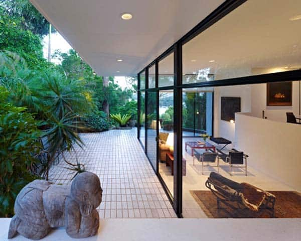 Castlecrag House-Porebski Architects-05-1 Kindesign