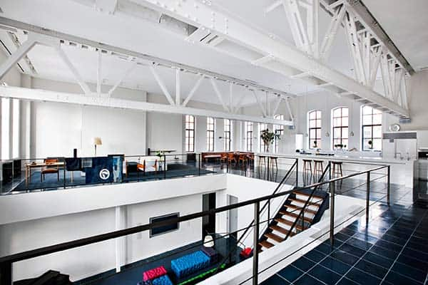 featured posts image for Industrial duplex loft conversion in Chelsea, New York