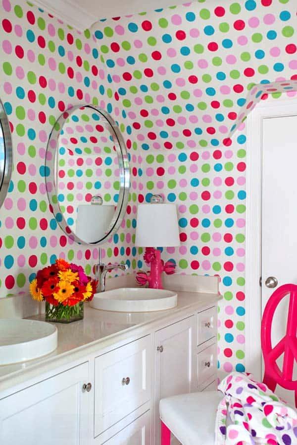 Colorful Family Home-Tobi Fairley-23-1 Kindesign
