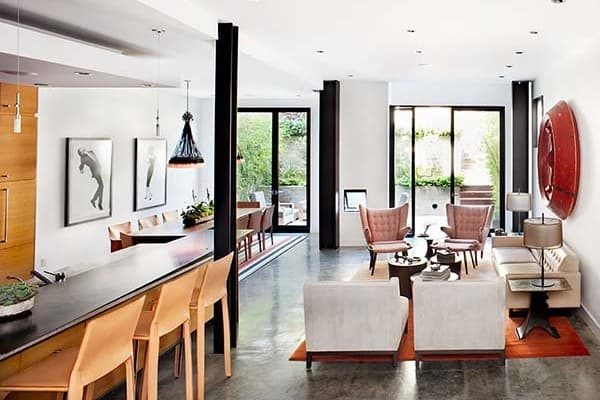 featured posts image for Ultimate bachelor pad with industrial-vintage interiors in Noe Valley