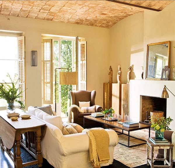 featured posts image for Delightful farmhouse sanctuary with charming details in Spain
