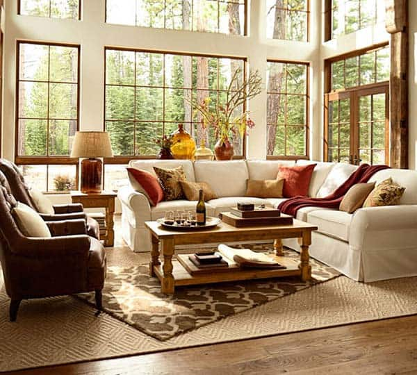 Fall-Inspiring Living Room Designs-01-1 Kindesign