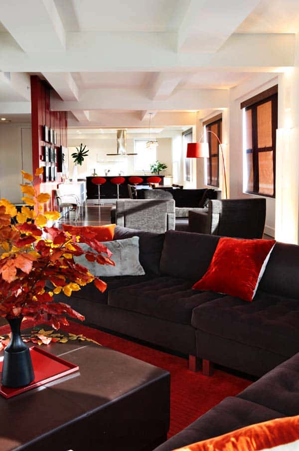 Fall-Inspiring Living Room Designs-02-1 Kindesign