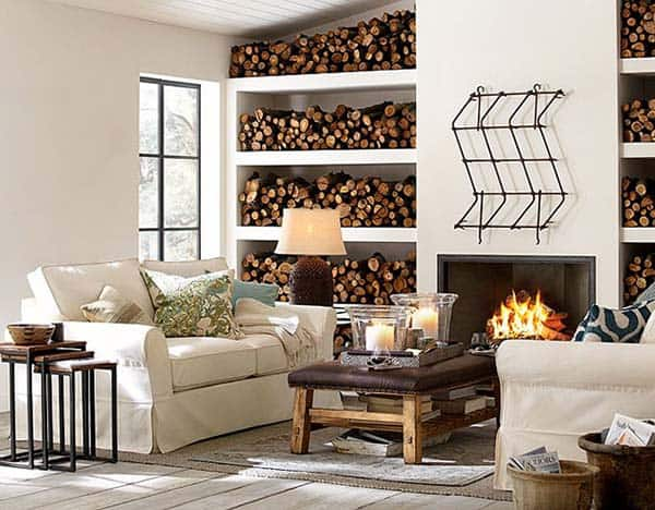Fall-Inspiring Living Room Designs-05-1 Kindesign