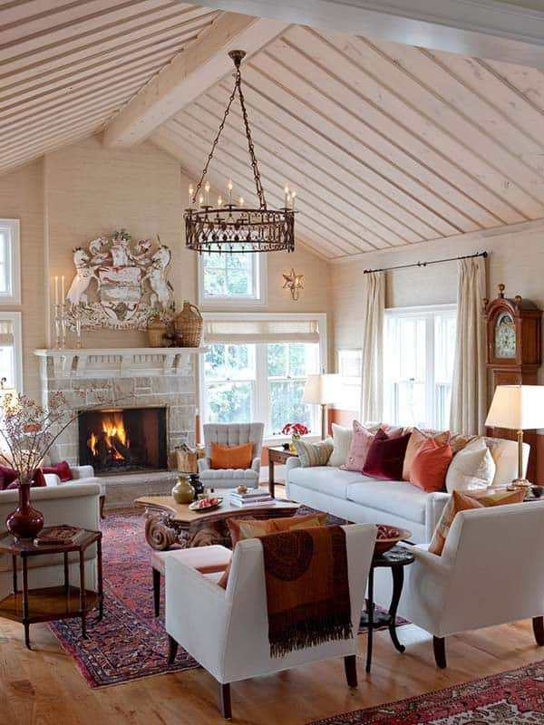 Fall-Inspiring Living Room Designs-08-1 Kindesign