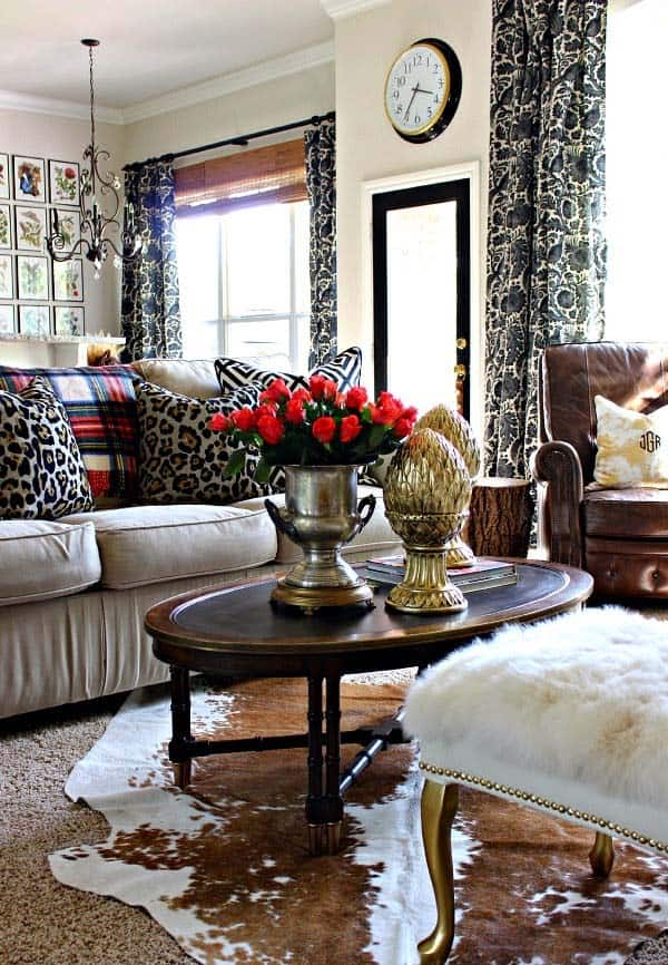 Fall-Inspiring Living Room Designs-09-1 Kindesign