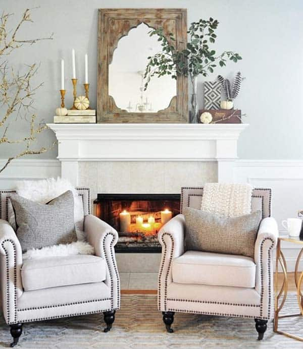 Fall-Inspiring Living Room Designs-11-1 Kindesign