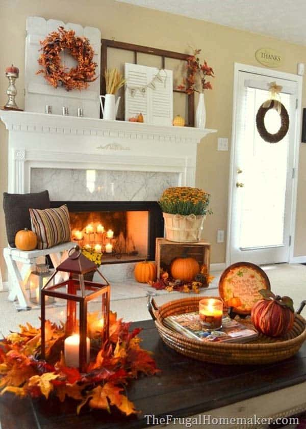 Fall-Inspiring Living Room Designs-18-1 Kindesign
