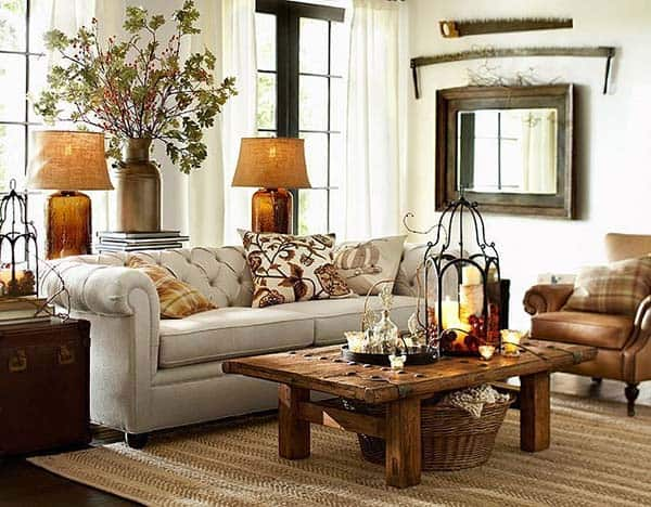 Fall-Inspiring Living Room Designs-23-1 Kindesign