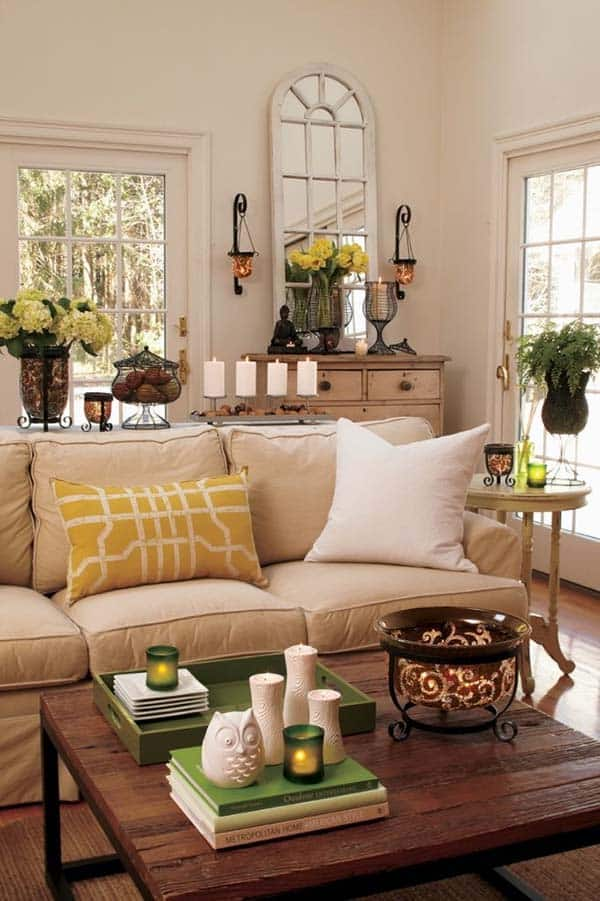 Fall-Inspiring Living Room Designs-24-1 Kindesign