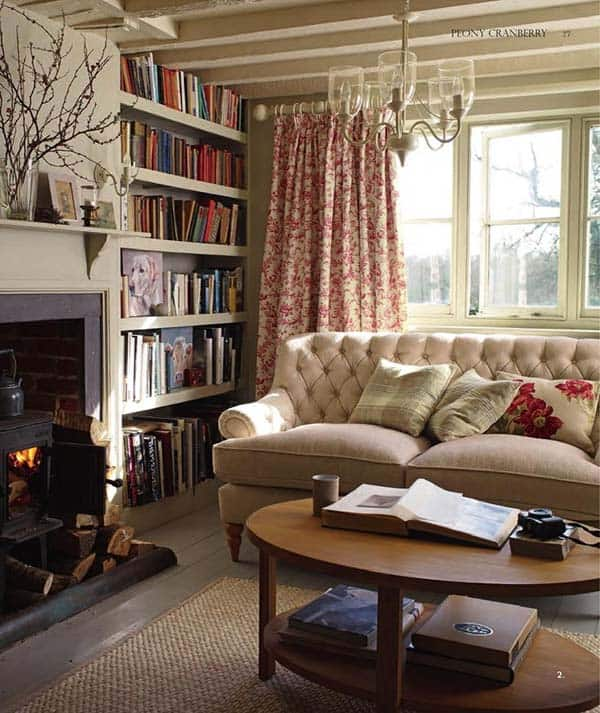 Fall-Inspiring Living Room Designs-26-1 Kindesign