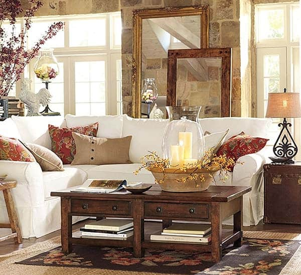 Fall-Inspiring Living Room Designs-30-1 Kindesign