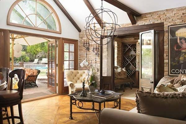 featured posts image for French Country Estate with an East Coast Vibe in Hidden Hills