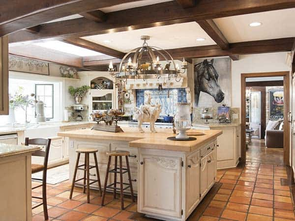 French Country Estate-12-1 Kindesign