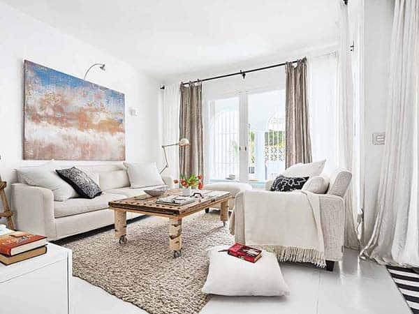 featured posts image for Nordic style home in Marbella that is open to the exterior