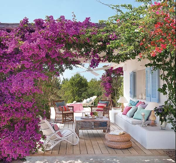 featured posts image for An island oasis showcases charming details on Formentera