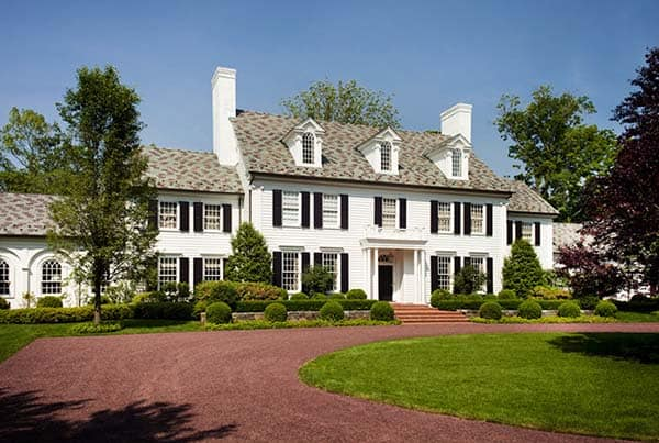 featured posts image for A stylish weekend retreat in Greenwich with a New England vibe