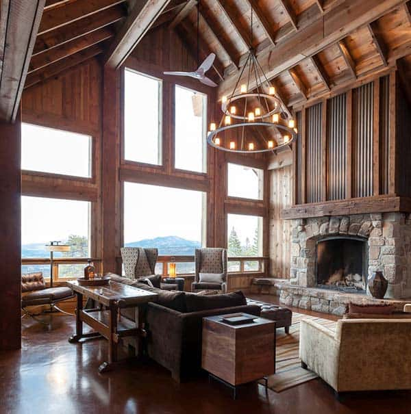 featured posts image for Rustic mountain home in the San Gabriel Mountain foothills