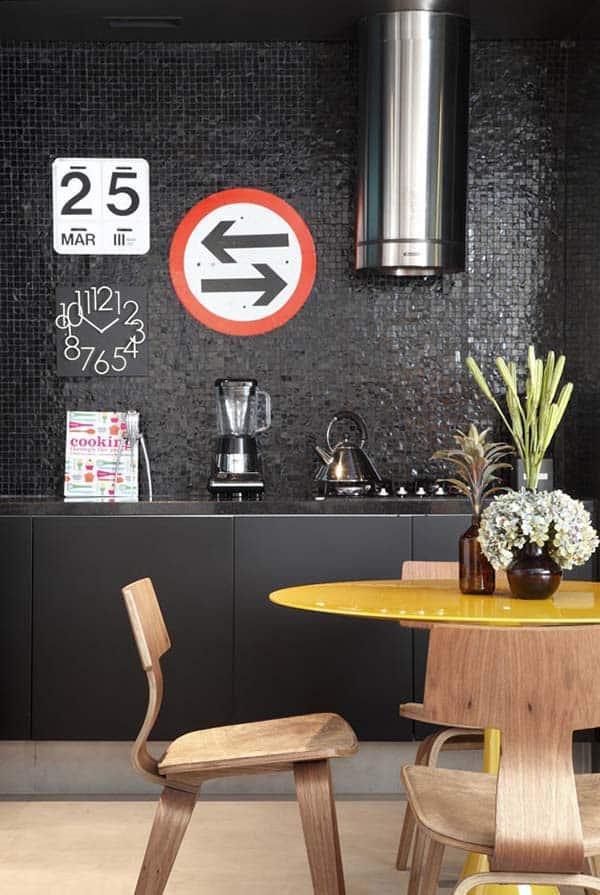 Masculine Style Apartment-Studio roca-07-1 Kindesign
