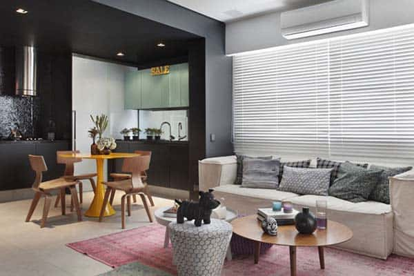 Masculine Style Apartment-Studio roca-09-1 Kindesign
