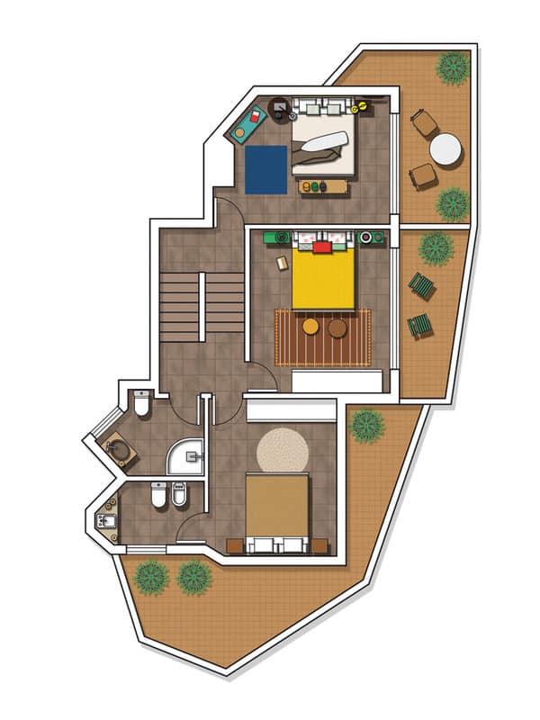 Mediterranean-Style House-Jessica Bataille-17-1 Kindesign
