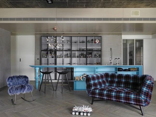 Modern Eclectic Home-Ganna Design-02-1 Kindesign