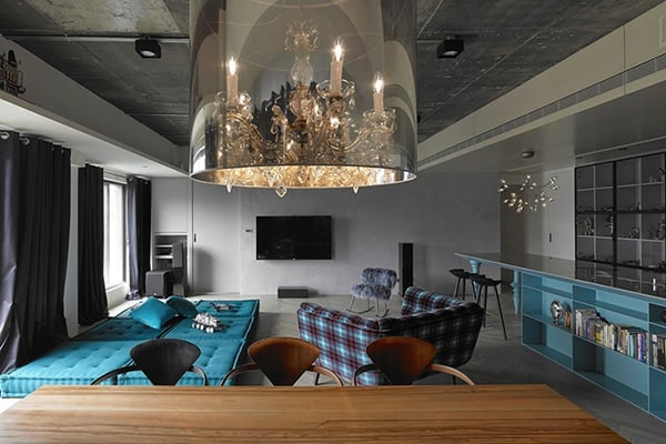 Modern Eclectic Home-Ganna Design-04-1 Kindesign