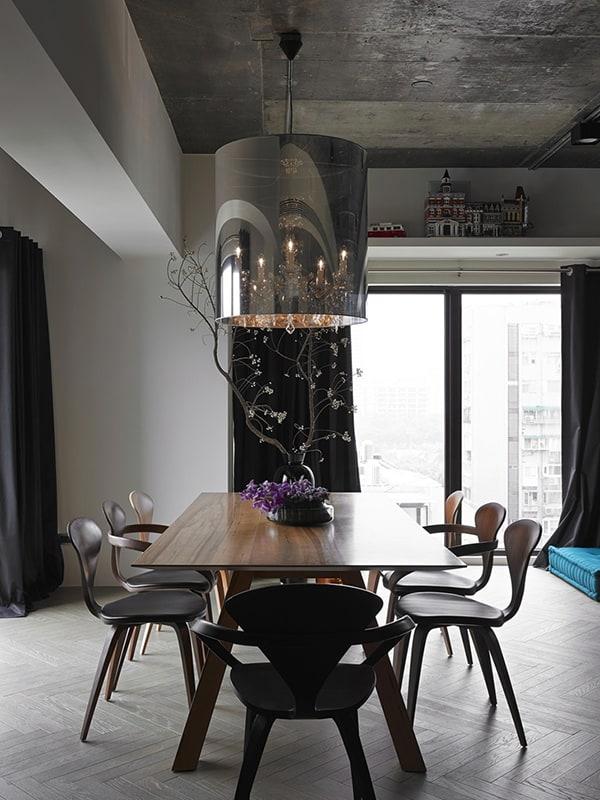 Modern Eclectic Home-Ganna Design-05-1 Kindesign
