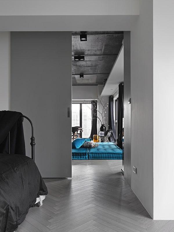 Modern Eclectic Home-Ganna Design-06-1 Kindesign