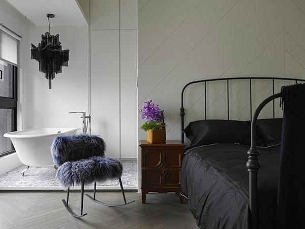 Modern Eclectic Home-Ganna Design-07-1 Kindesign