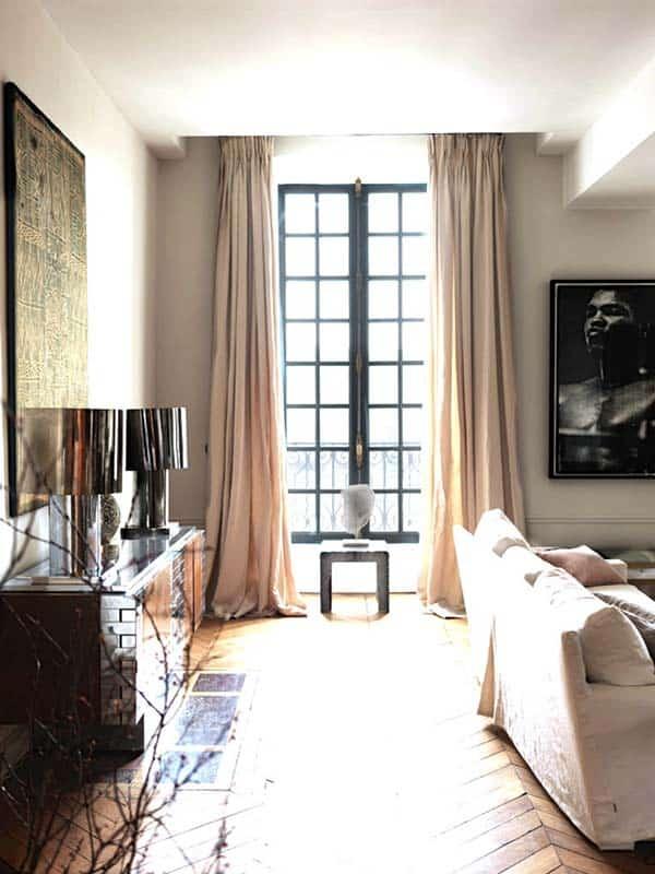Parisian Apartment-Marianne Tiegen-02-1 Kindesign