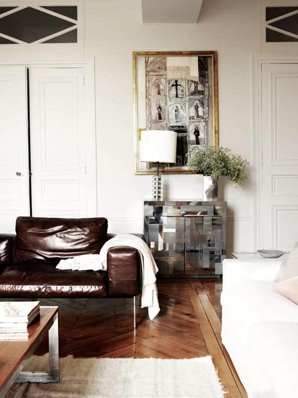 Parisian Apartment-Marianne Tiegen-03-1 Kindesign