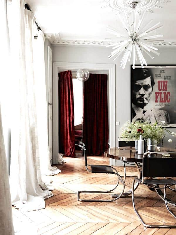 Parisian Apartment-Marianne Tiegen-04-1 Kindesign