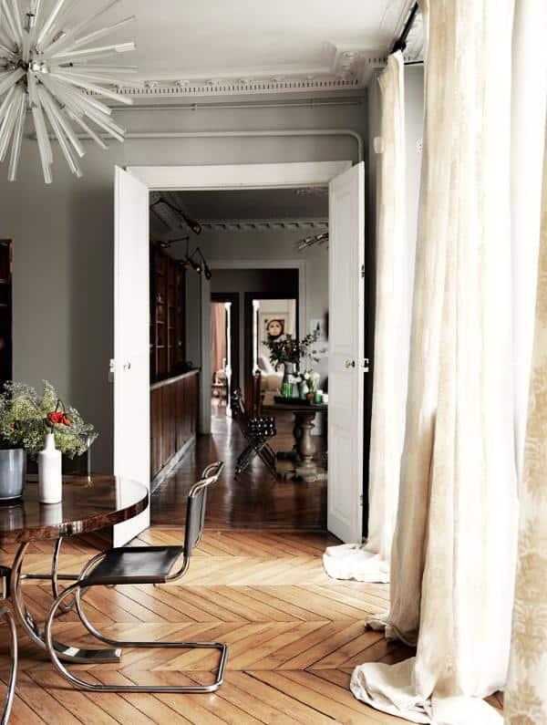 Parisian Apartment-Marianne Tiegen-05-1 Kindesign