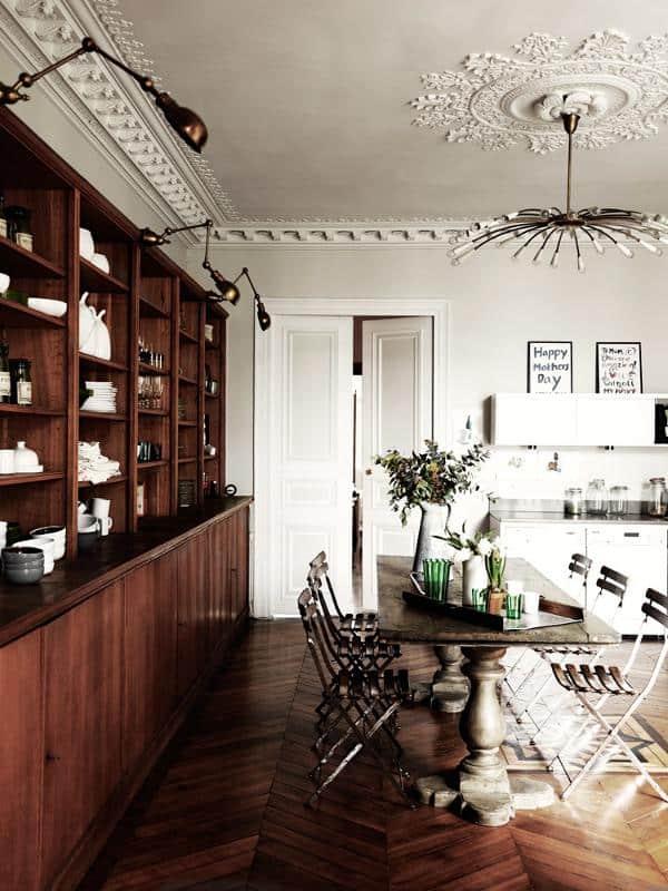 Parisian Apartment-Marianne Tiegen-06-1 Kindesign