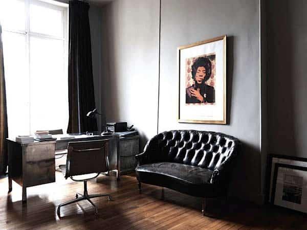 Parisian Apartment-Marianne Tiegen-15-1 Kindesign