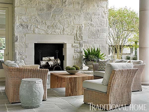 Traditional Stone House-Pursley Dixon Architecture-17-1 Kindesign