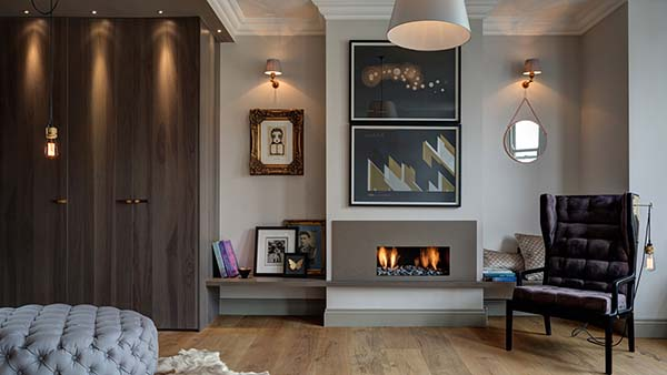 featured posts image for Elegant interiors displayed in renovated Victorian townhouse