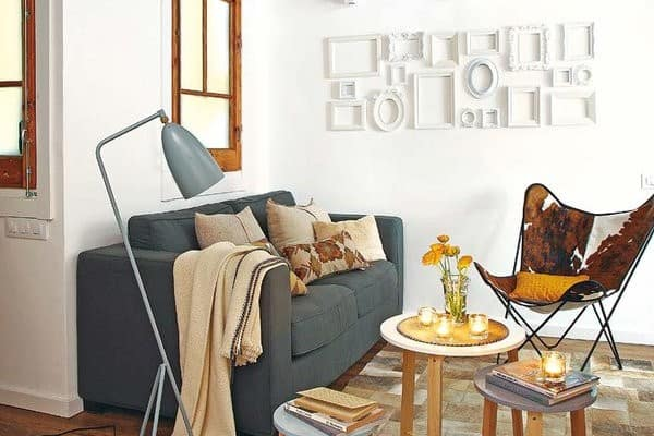 featured posts image for Charming eclectic apartment completely transformed in Spain