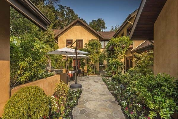 featured posts image for Delightful wine country estate in California: Daisy Hill Farm