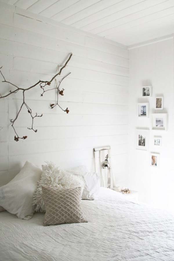 Dreamy White Bedroom Designs-02-1 Kindesign