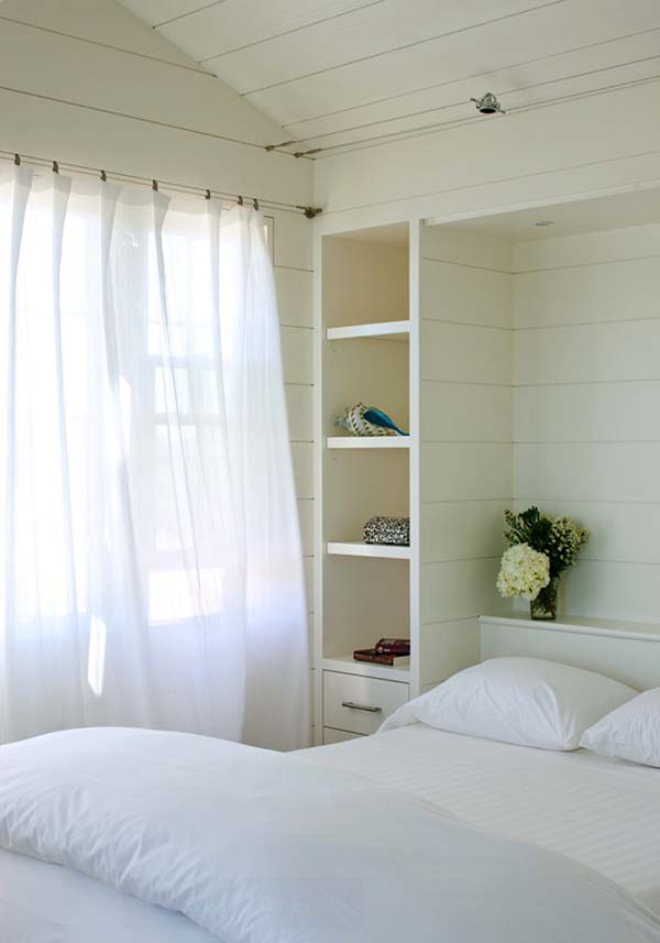 Dreamy White Bedroom Designs-11-1 Kindesign