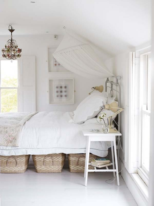 Dreamy White Bedroom Designs-33-1 Kindesign