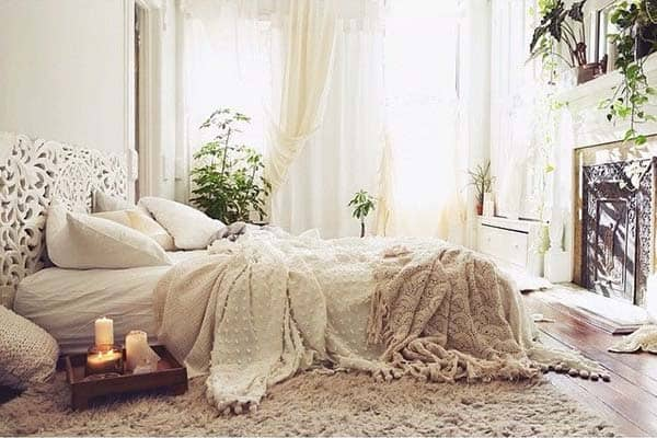 Dreamy White Bedroom Designs-37-1 Kindesign