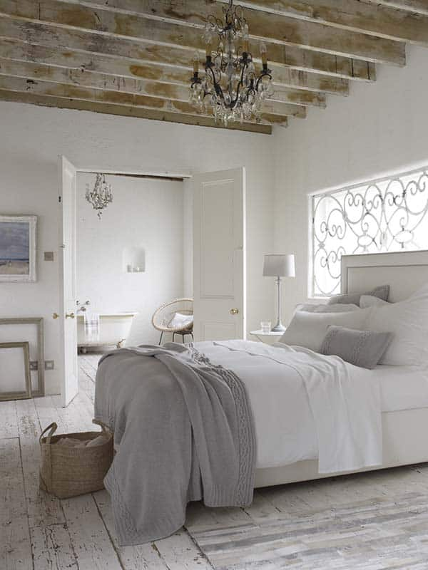 Dreamy White Bedroom Designs-38-1 Kindesign