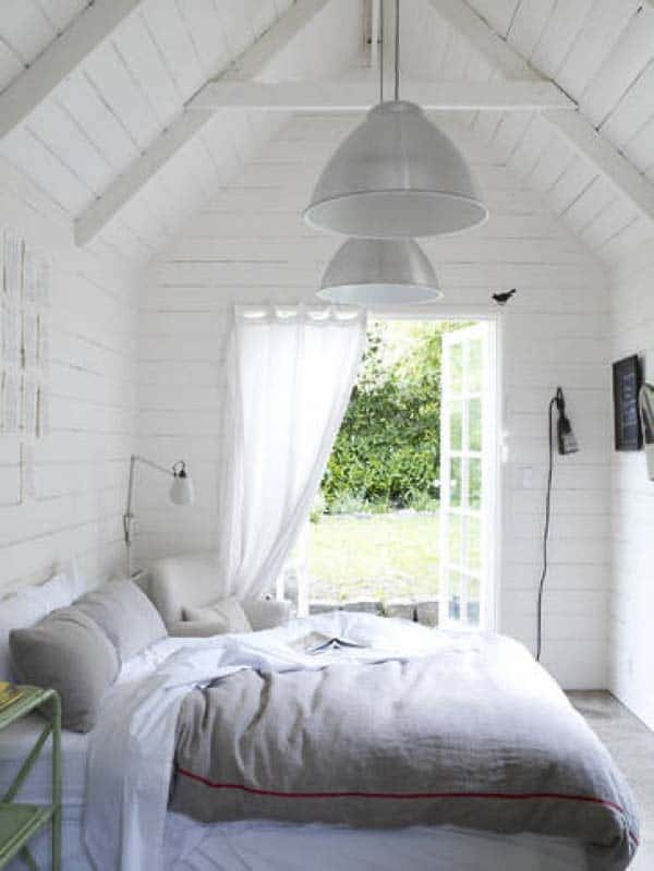 Dreamy White Bedroom Designs-39-1 Kindesign