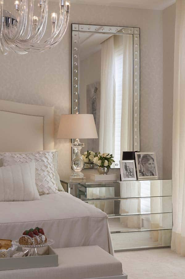 Dreamy White Bedroom Designs-44-1 Kindesign